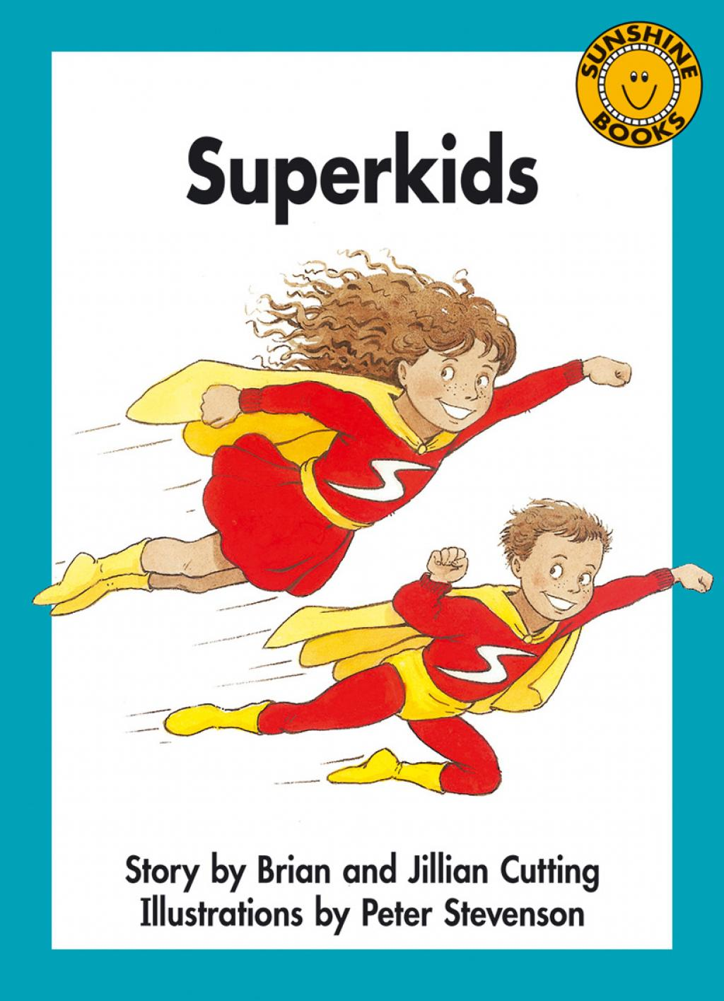 Superkids Level 16 Sunshine Books | Read Pacific | Reading Books ...