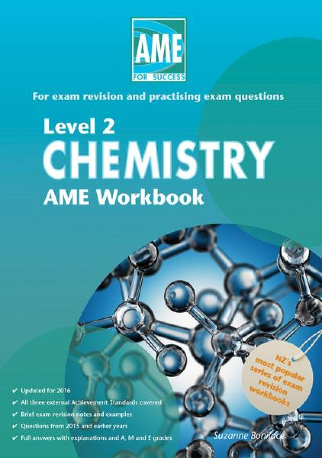 Level 2 Chemistry AME Workbook | Read Pacific | Reading Books ...